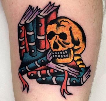 Tattoo por Pablo Tomás