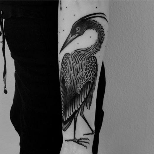 Tattoo de Laura Yahna